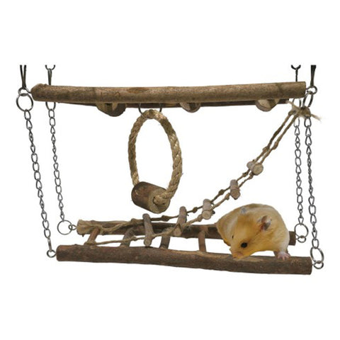 Activity Suspension Bridge For Mice