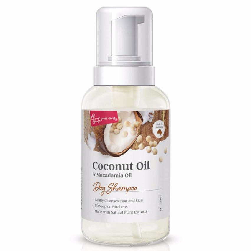 Yours Droolly Dog Shampoo Coconut