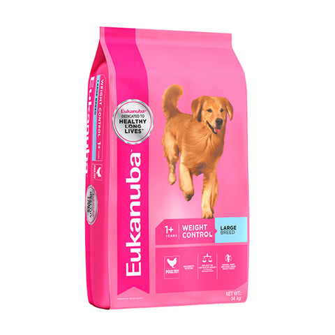 Eukanuba Weight Control Large breed 14kg
