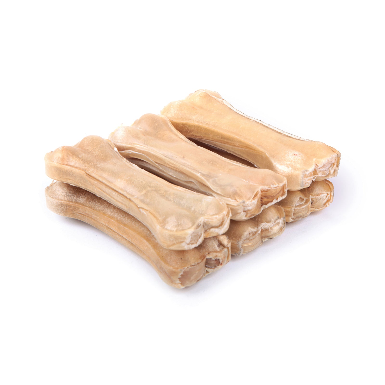 Kazoo Rawhide Pressed Bone Dog Treat