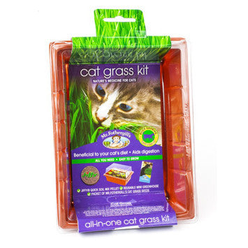 Mr Fothergills Cat Grass Kit