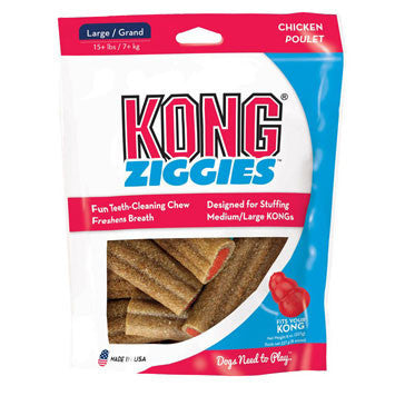 KONG Ziggies Chicken Large 227g