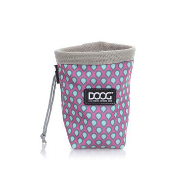 Dog Treat Pouch Pink/Green - Doog