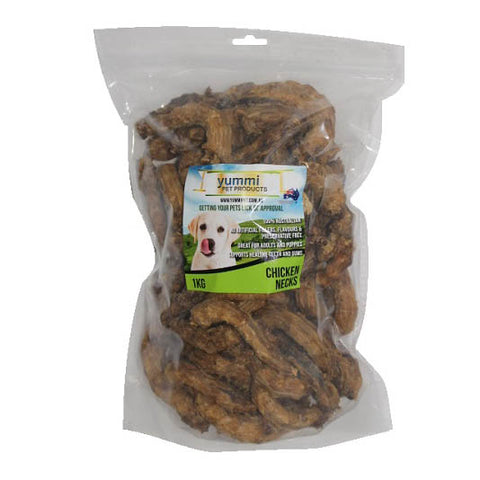 Australian Pet Treats Chicken Necks 100g
