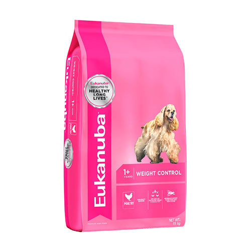 Eukanuba Dog Food Medium Breed Weight Control 15kg
