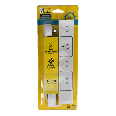 Powerboard 4 Outlet
