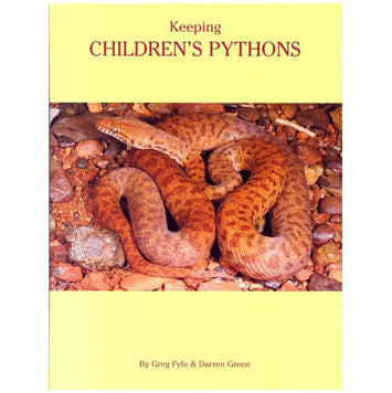 ARK Keeping Children's Pythons