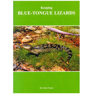 ARK Keeping Blue-Tongue Lizards
