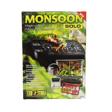 Monsoon Solo Reptile Mister