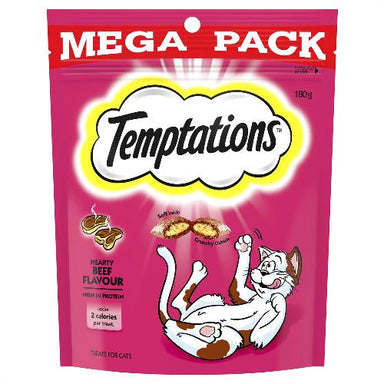 Temptations Beef 350g