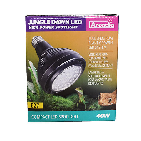 Jungle Dawn 40w Spot LED