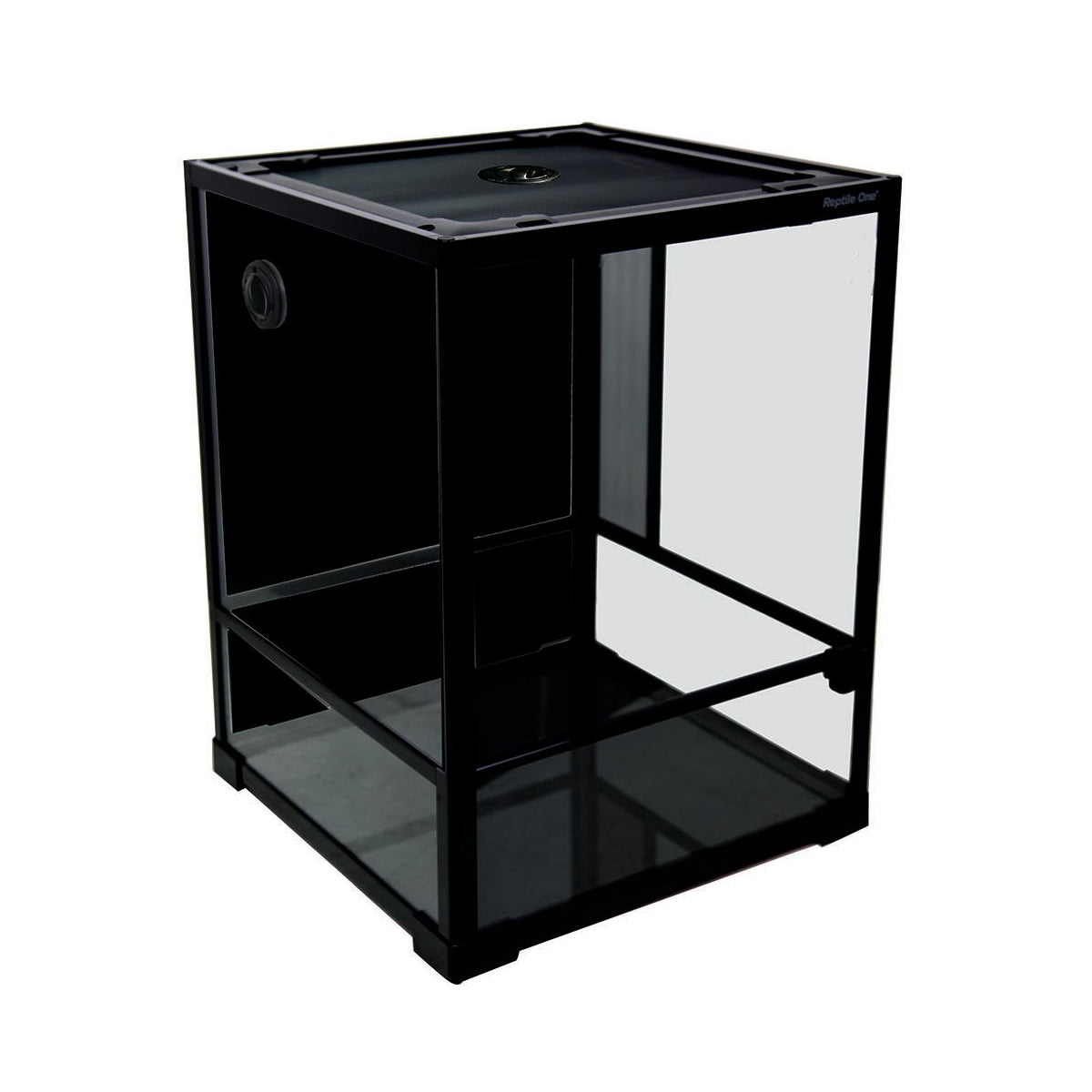 Reptile One Glass Terrarium Hinged Door RTF-450HT