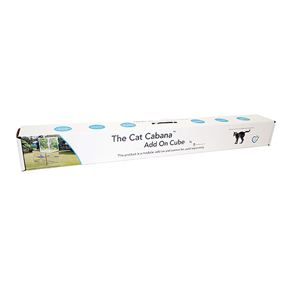 La Luna Cat Cabana Add On Cube