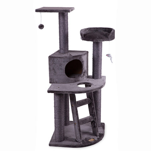 Kazoo 3 Level scratch playground Charcoal