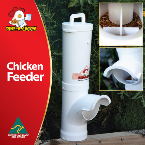 Dine-A-Chook 3.5L Feeder