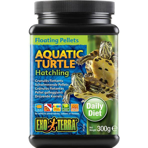 Turtle Food Hatchling Floating 300g