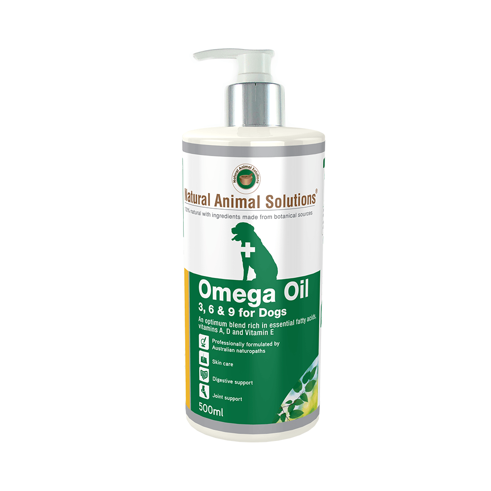 Natural Animal Solutions Omega 3, 6 & 9 Oil for Dogs