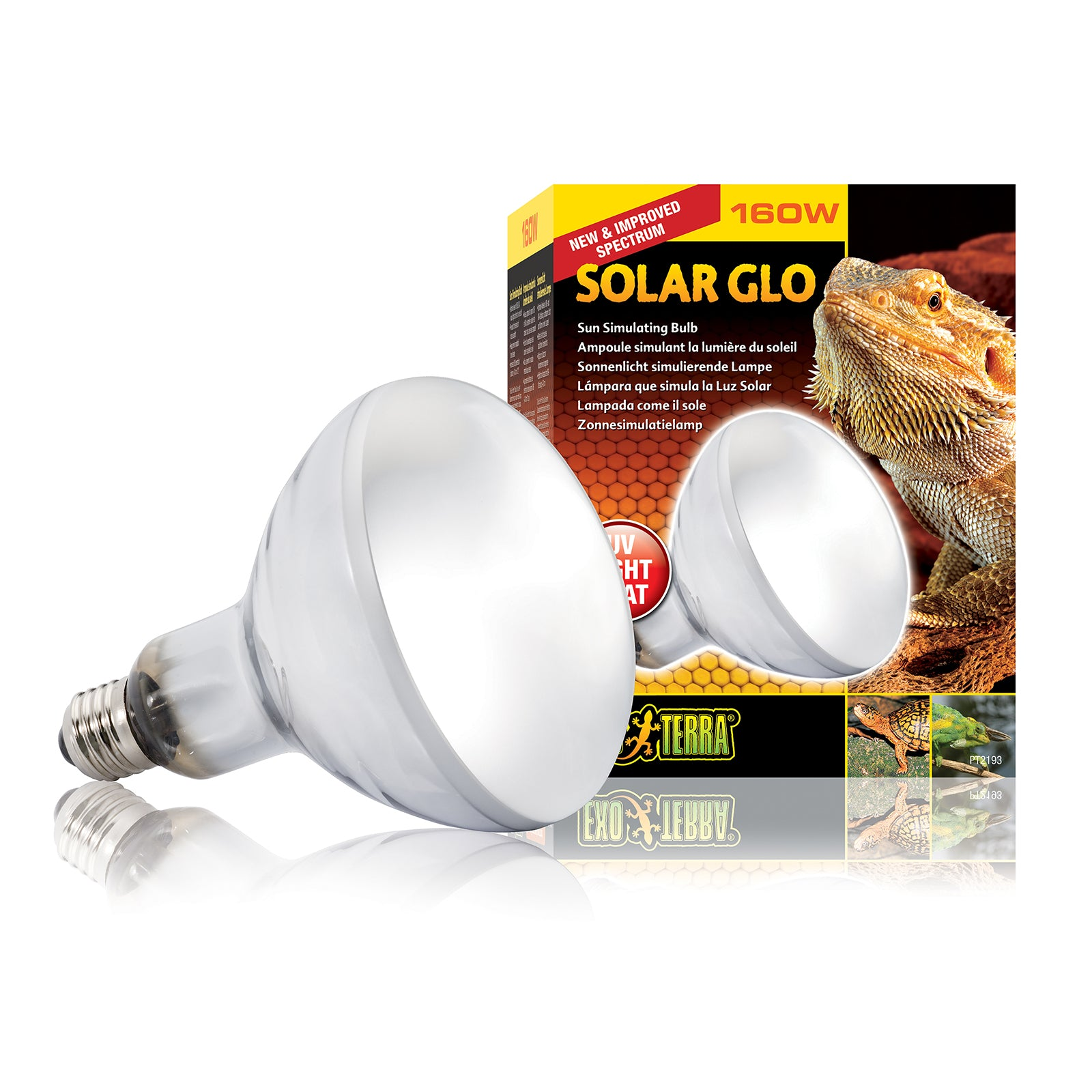 Exo Terra Solar Glo UV Heat Lamp
