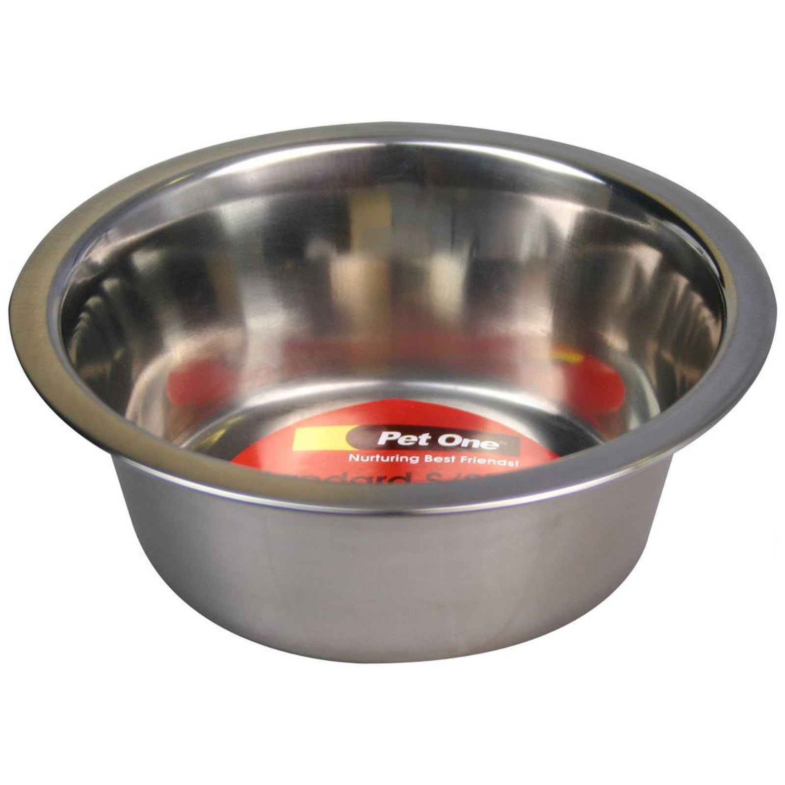 Pet One Stainless Steel Dog Bowl