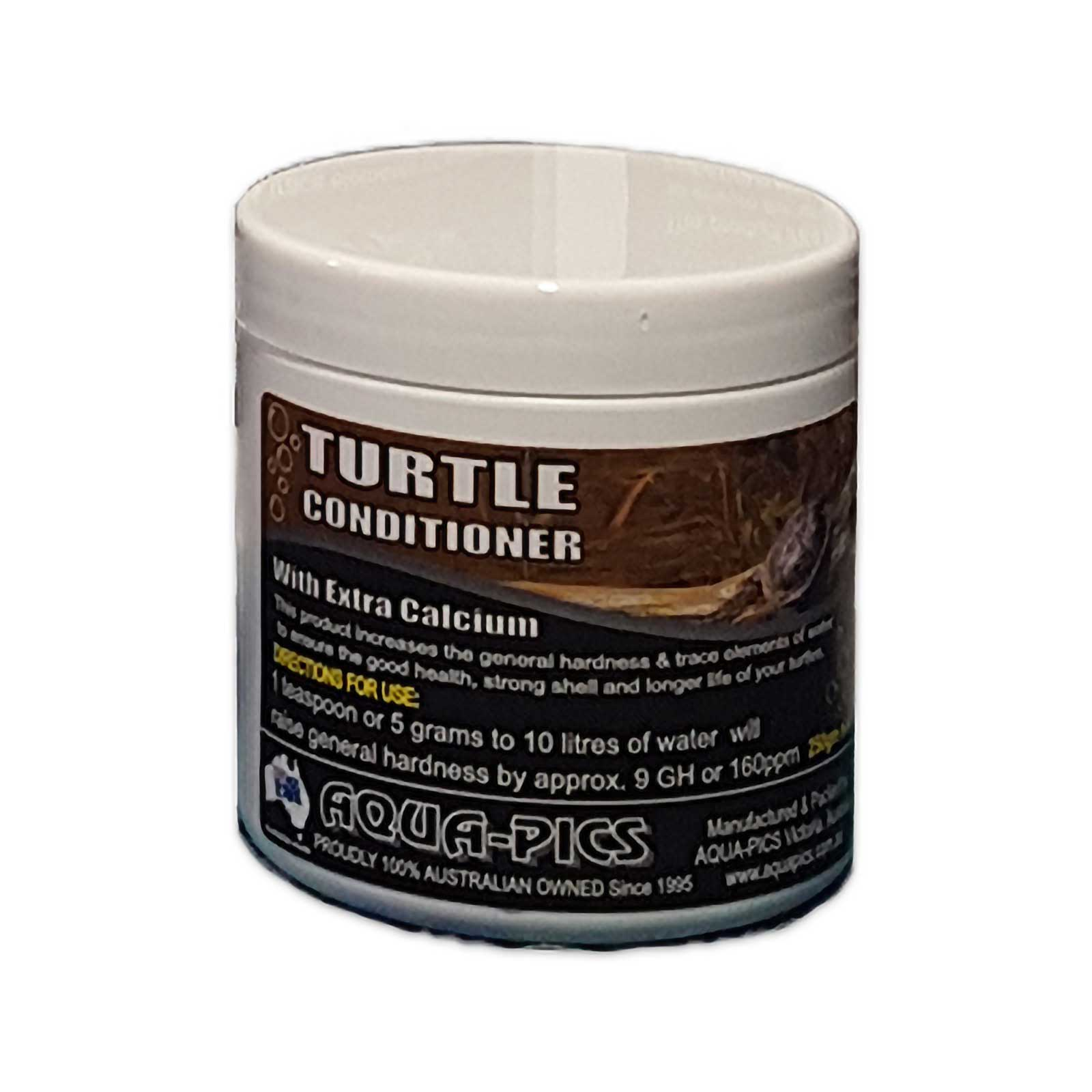 Aqua Pics Turtle gH Hardness Conditioner