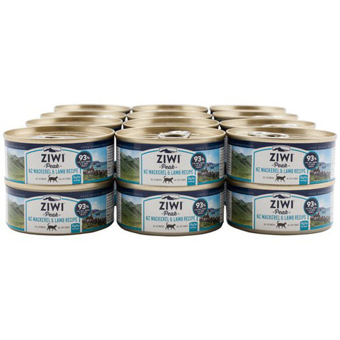 Ziwi Peak Cat Can Mackerel 85g x24