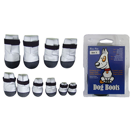 Dog Boots Nylon Size 1 (2pk)