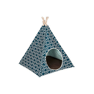 Teepee Tent Moroccan Navy