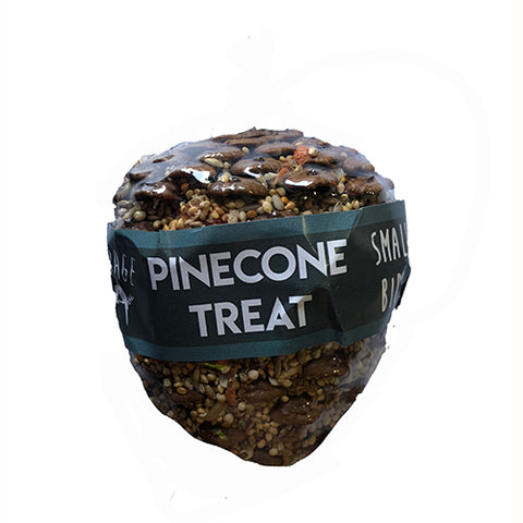 Forage Pinecone Treat Small Bird Small