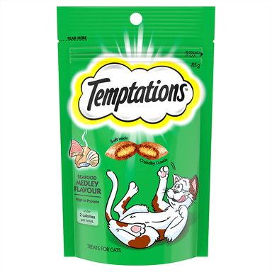 Temptations Seafood 85g