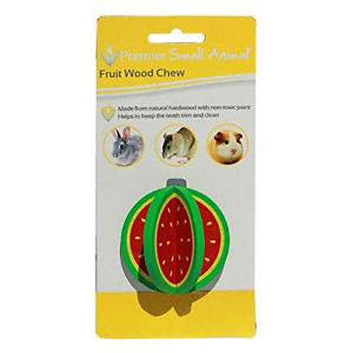 Wood Chew Watermelon 6cm