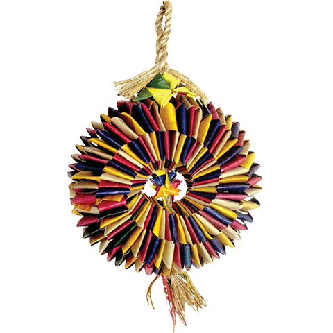 Bird Toy Pinata Bird Wheel Sml FF