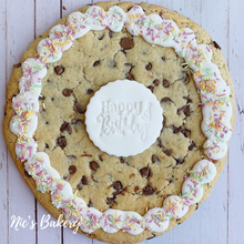 Load image into Gallery viewer, Happy Birthday Giant Cookie