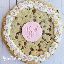 Load image into Gallery viewer, Thank You Giant Cookie