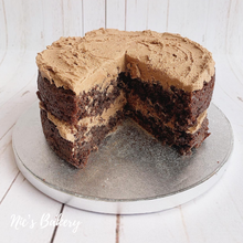 Load image into Gallery viewer, Double Chocolate Fudge Cake