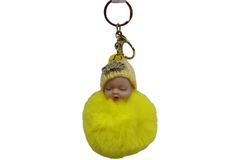 Baby Sleeping With Topa Cute Keychain & Bag Hanging