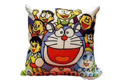 Doraemon Cushion 10X10 Inches
