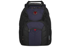 Wenger Sherpa Navy Laptop Backpack - Notebook Backpack (606486)