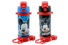 Load image into Gallery viewer, Mickey Mouse Thermal Metallic Water Bottle (DMB-350)