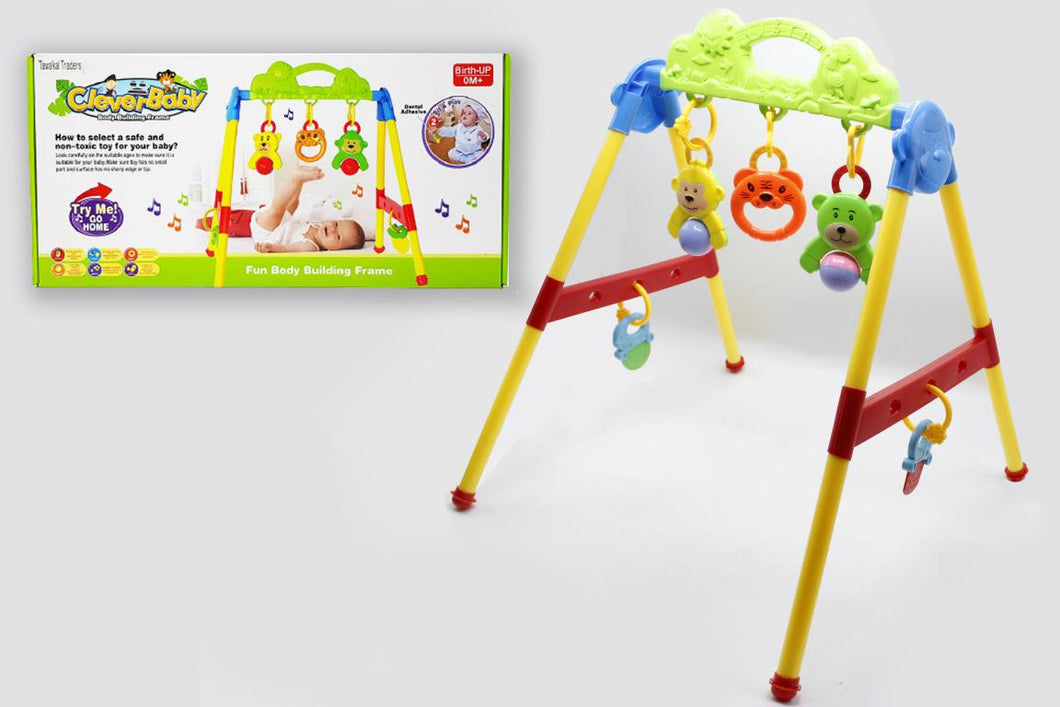 Clever Baby Play Gym Body Building Frame (626-B)