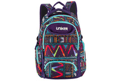Bembel Uniker Ethnic Max Backpack Bag (17010B)