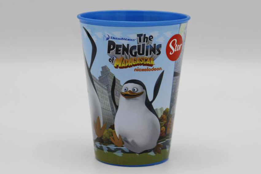 The Penguins Madagascar Glass (83707)