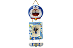 Doraemon Photo Frame Clock (JM7084)