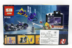 Bat Hero Cat Woman Brick Building Block Toy (07058)