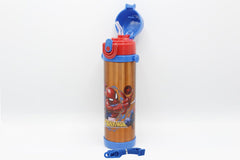 Spider Man Thermal Metallic Water Bottle (GX-500, GX-350)