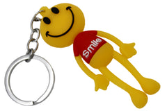 Smiley Man Keychain & Bag Hanging