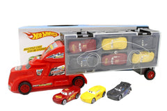 Hot Wheels Trailer Truck (SC87)