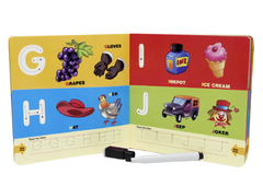 ABC Write & Wipe Activities Board Book