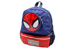 Spider Man Backpack Bag 11 Inches For Play Group (E-198)