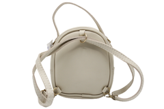 Happy Cross Body & Backpack Bag Beige (A005)