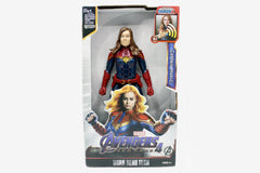 Avengers 4 Captain Marvel Figure Without Mask (92557)